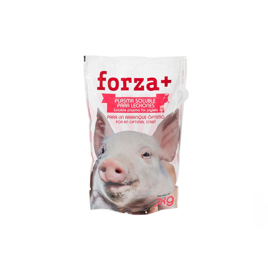 packaging de Forza
